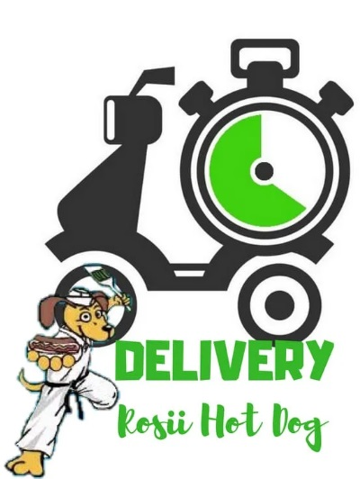 Logo-Pizzaria - Rosii Delivery