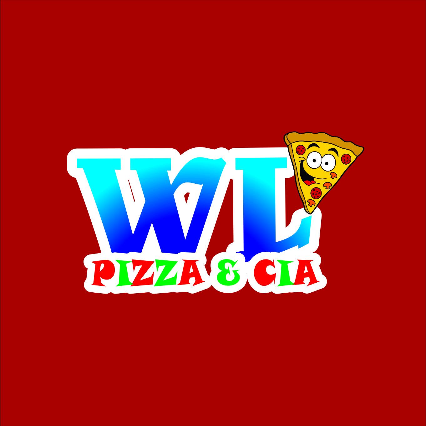 Logo-Pizzaria - WL Pizza e Cia