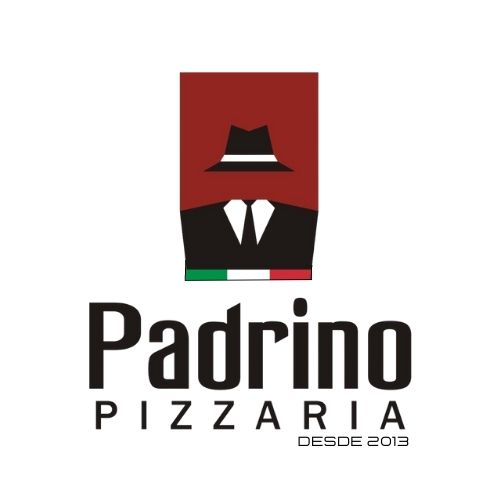 Logo-Pizzaria - Padrino Pizzaria