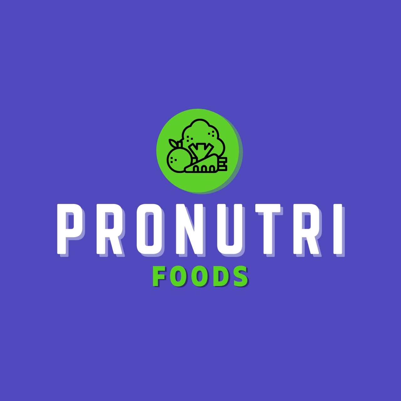 Logo-Restaurante Delivery - PRONUTRI FOODS