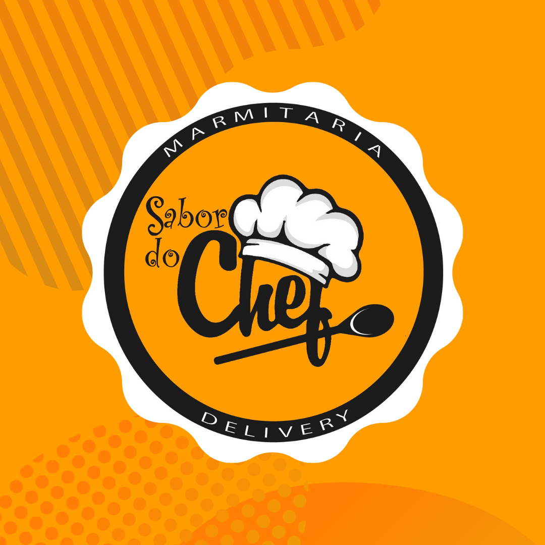 Logo-Restaurante Delivery - Sabor do Chef