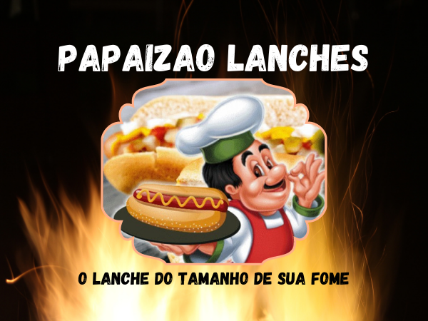 PAPAIZAO LANCHES CPA 2