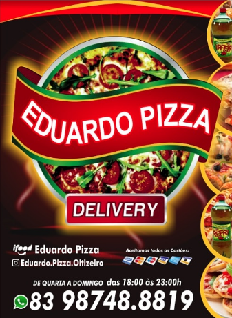 Logo-Pizzaria - EDUARDO PIZZA
