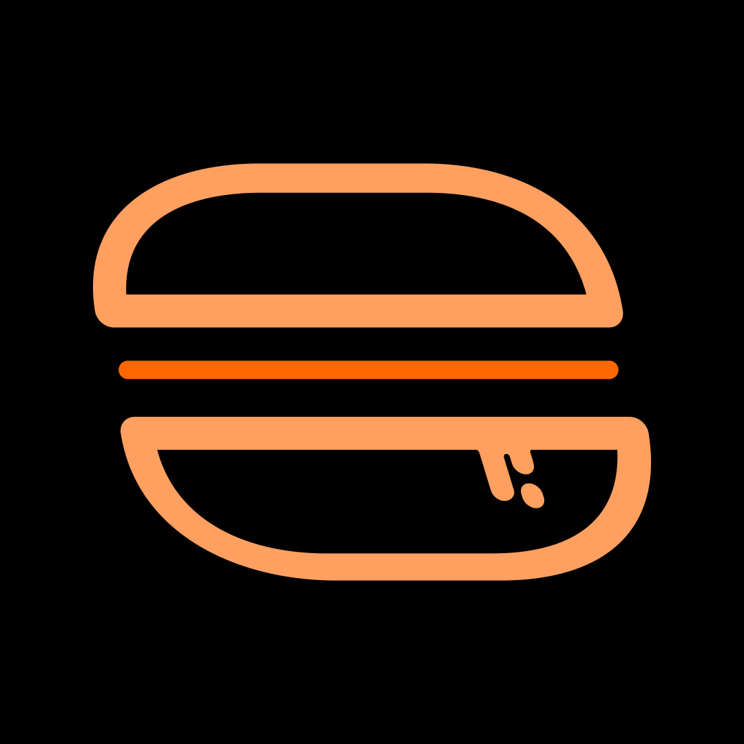 Logo-Hamburgueria - THE BURGER ONE