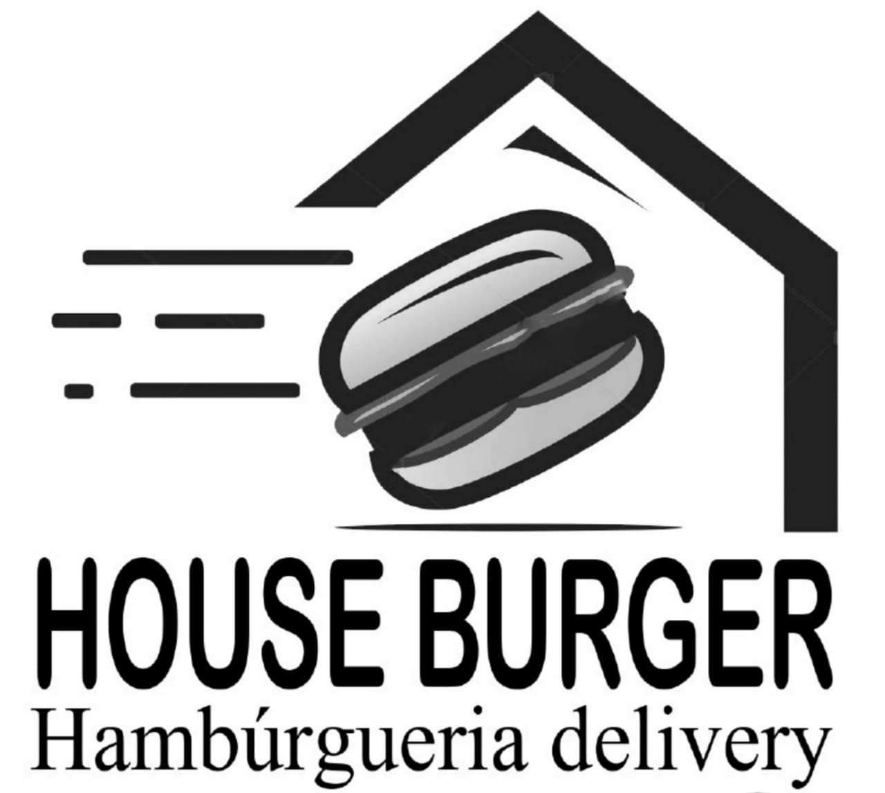 Logo-Hamburgueria - HOUSE BURGER
