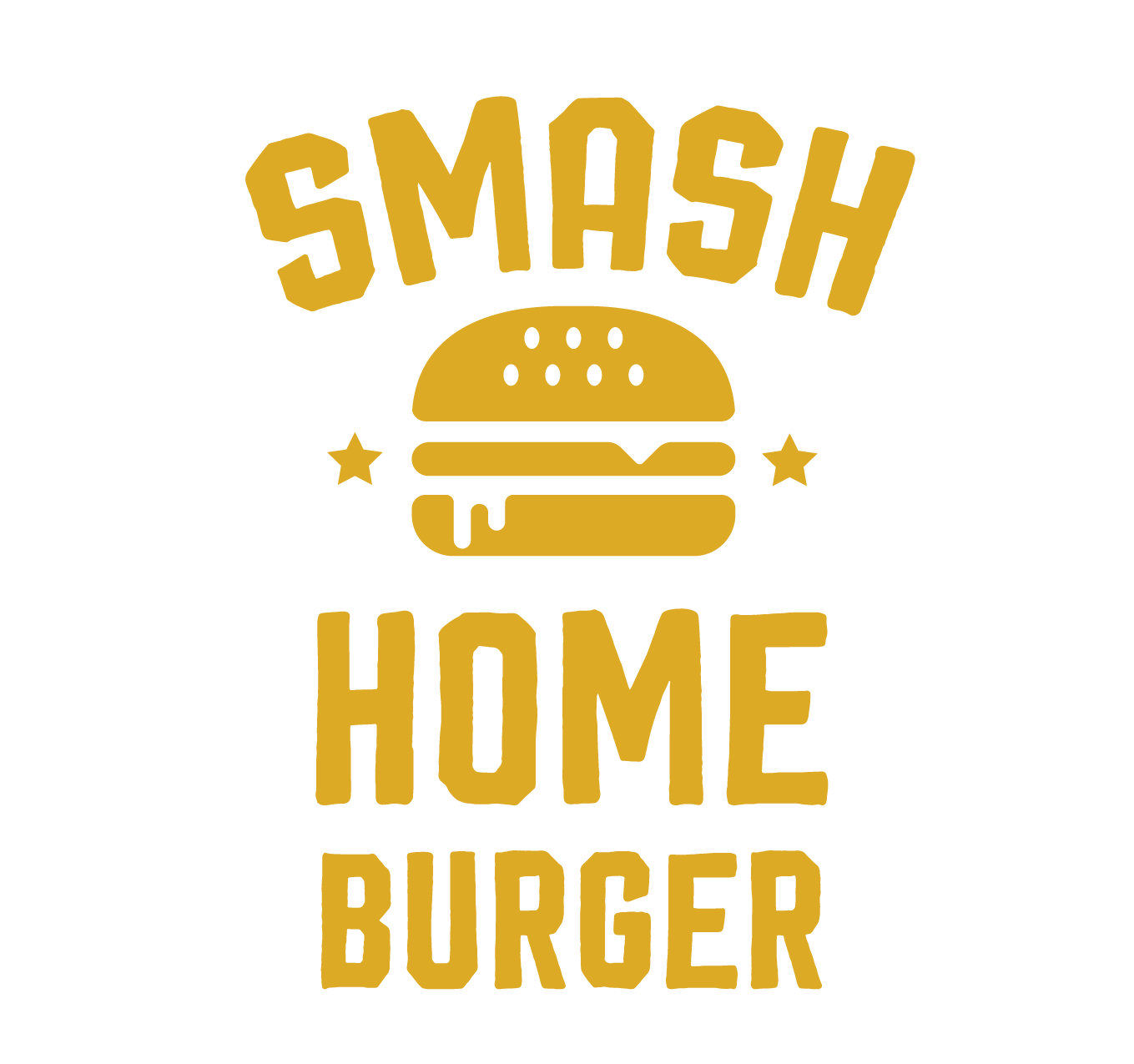 Logo-Hamburgueria - Smash Home Burger