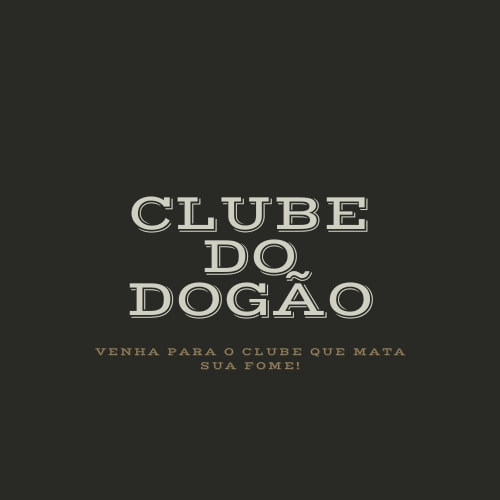 Logo-FoodTruck - CLUBE DO DOGÃO