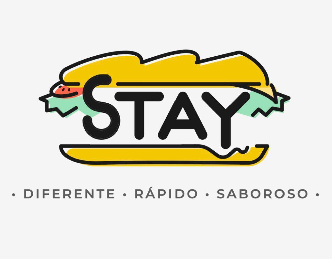 Logo-Lanchonete - Stay Home Delivery