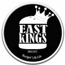 Logo-Lanchonete - East Kings