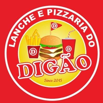 Logo-Pizzaria - LANCHE E PIZZARIA DO DIGÃO