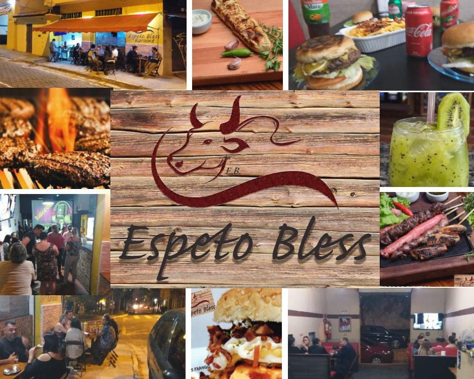 Logo-Bar - Espeto Bless Hamburgueria