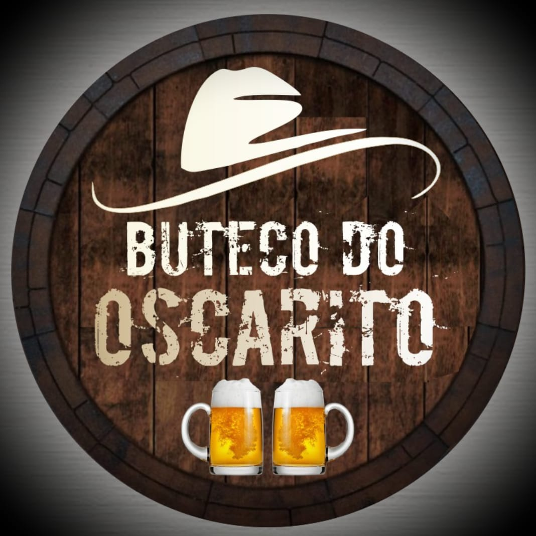 Logo-Churrascaria - BUTECO DO OSCARITO