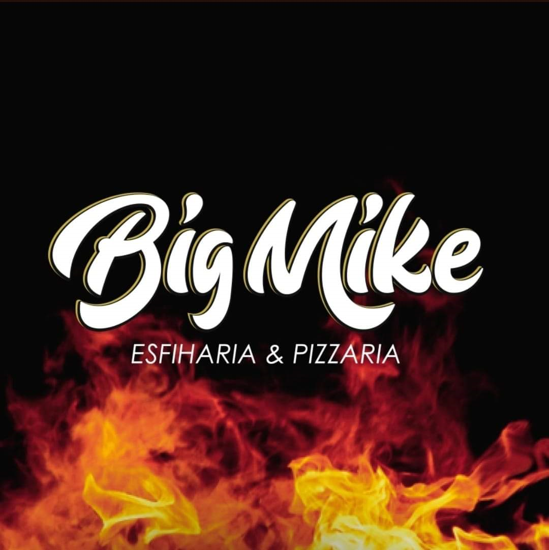 Logo-Pizzaria - BIG MIKE ESFIHARIA E PIZZARIA