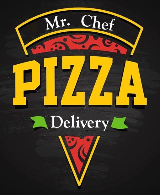 Logo-Pizzaria - Mr Chef Pizza Delivery