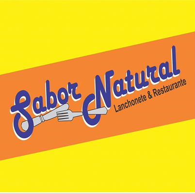 Logo-Restaurante - Sabor Natural