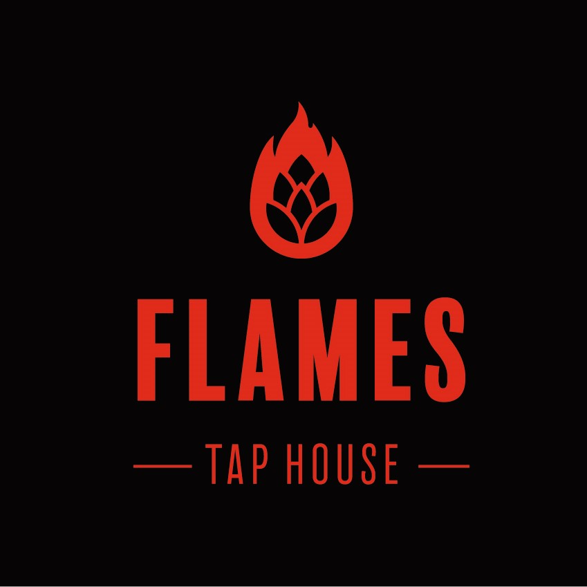 Logo-Choperia - Flames Tap House