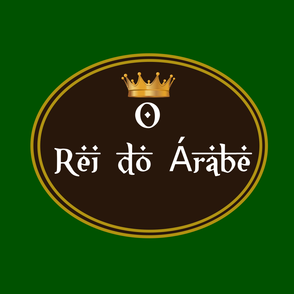 Logo-Restaurante Delivery - O Rei do Árabe