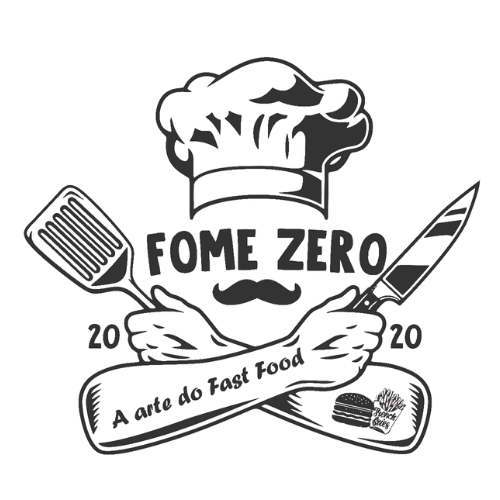 Logo-Fast Food - Fome Zero Delivery