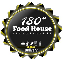 Logo-Hamburgueria - 180º Food House
