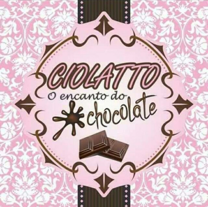 Logo-Cafeteria - Ciolatto o encanto do Chocolate