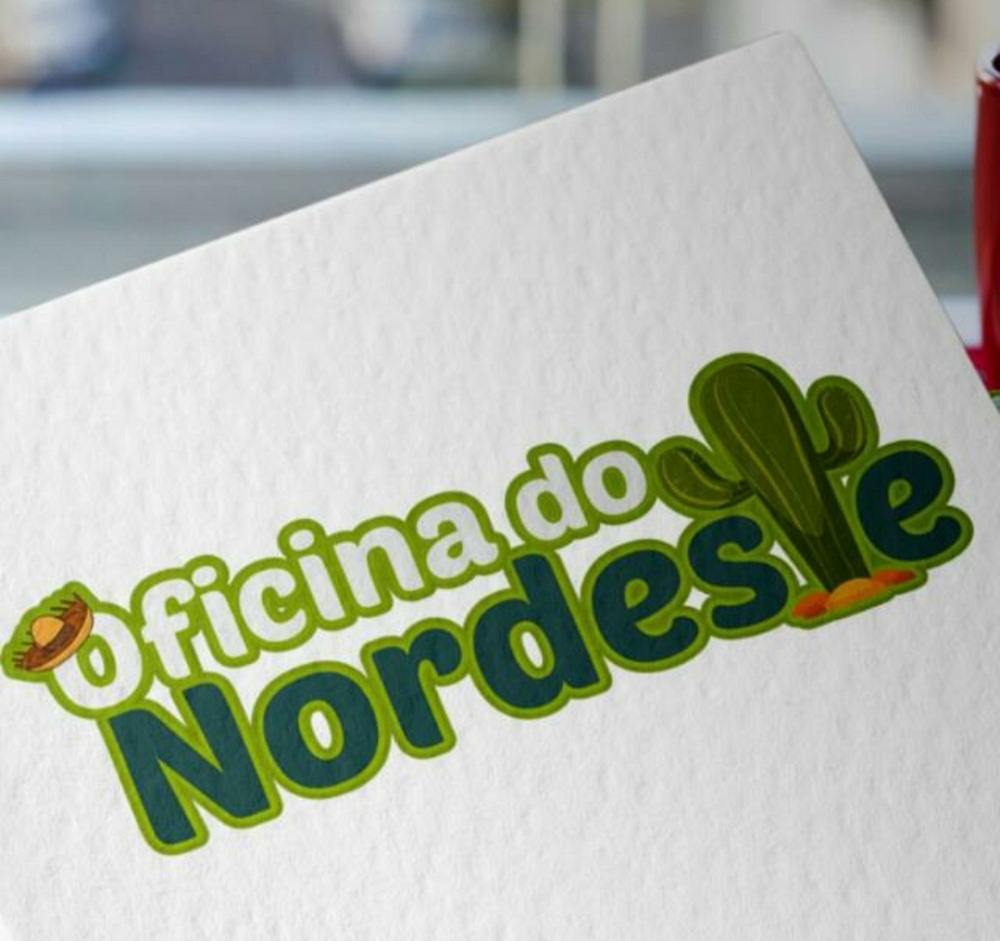 Logo-Restaurante Delivery - Oficina do Nordeste