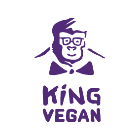 Logo-Restaurante Delivery - King Vegan