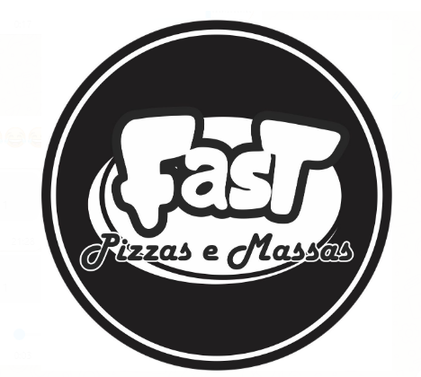 Logo-Pizzaria - fast pizzas e massas