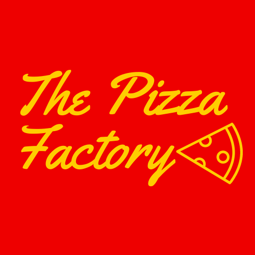 Logo-Pizzaria - The Pizza Factory