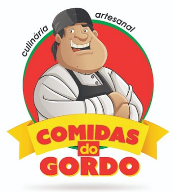 Logo-Pizzaria - COMIDAS DO GORDO