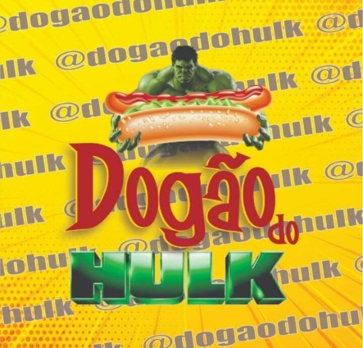 DOGÃO DO HULK