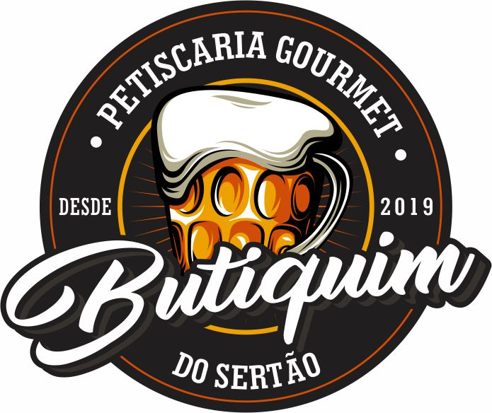 Logo-Restaurante - Butiquim do Sertão Retrô