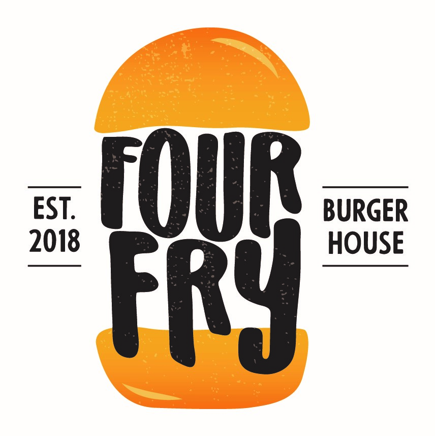 Logo-Hamburgueria - FOURFRY BURGER HOUSE