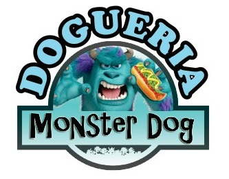 Logo-Fast Food - Dogueria Monster Dog