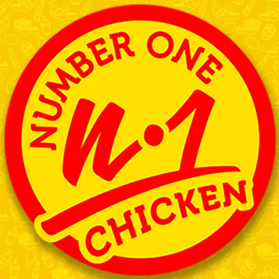 Logo-Restaurante Delivery - Number One Chicken - Serra
