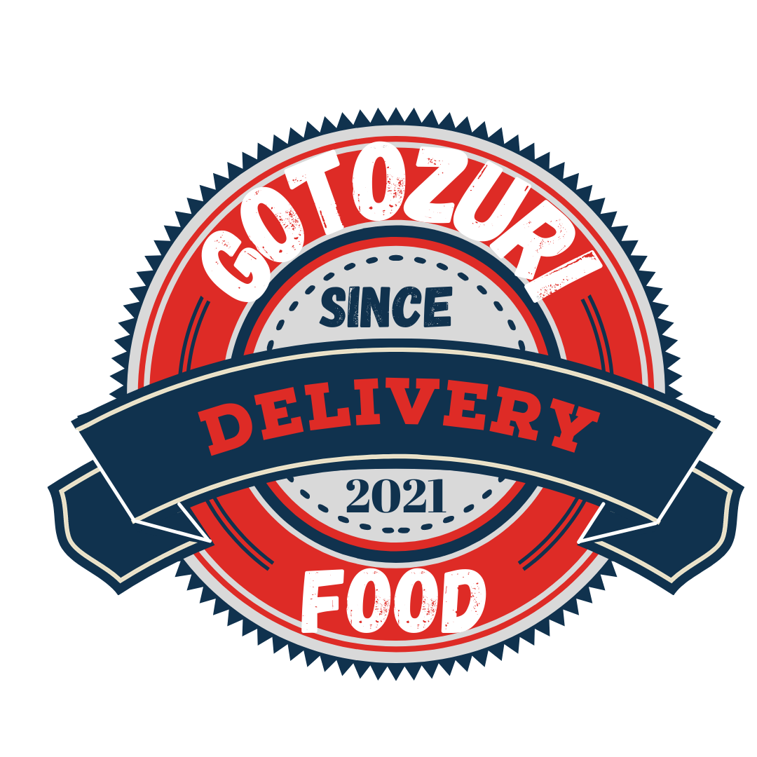 Logo-Fast Food - Gotozuri Food Delivery