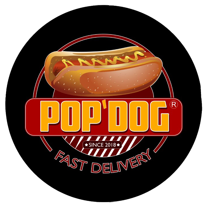 Logo-Lanchonete - Pop´Dog Ipsep
