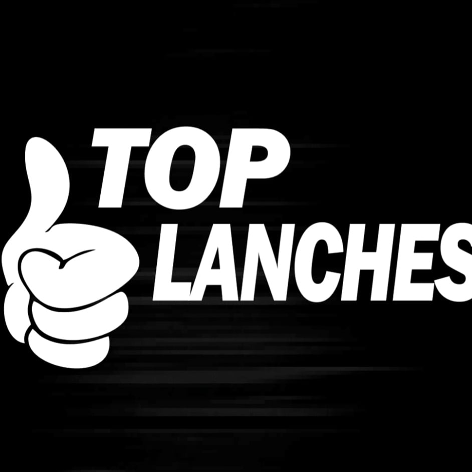Logo-Lanchonete - TOP LANCHES