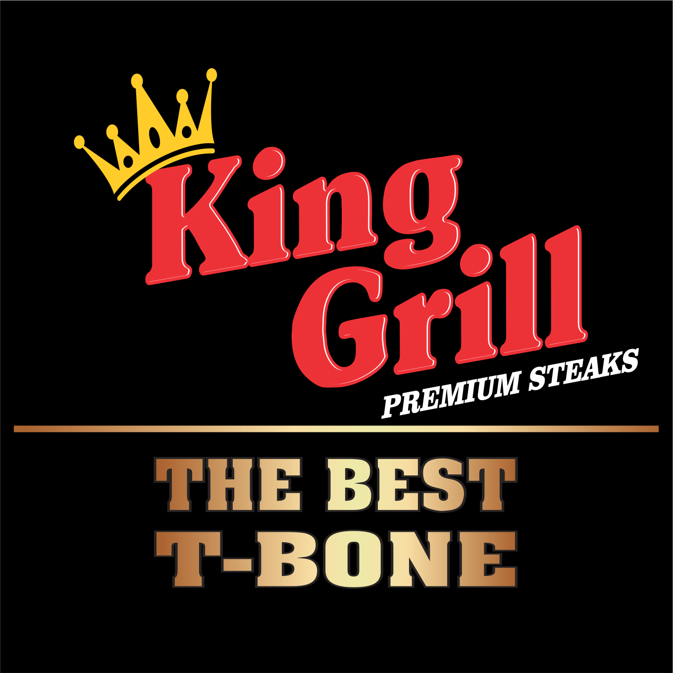 King Grill Premium Steaks