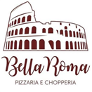 Logo-Pizzaria - Bella Roma Pizzaria e Chopperia