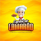 Logo-Restaurante Delivery - CAPITAL DO CAMARAO