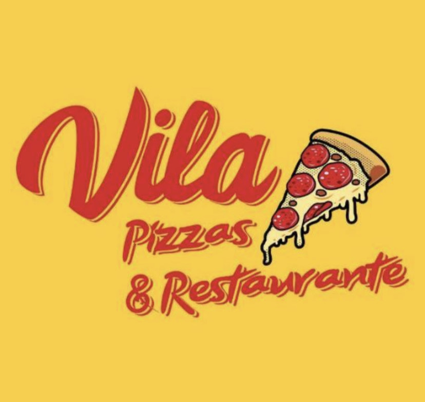 Logo-Pizzaria - VILA PIZZAS & RESTAURANTE