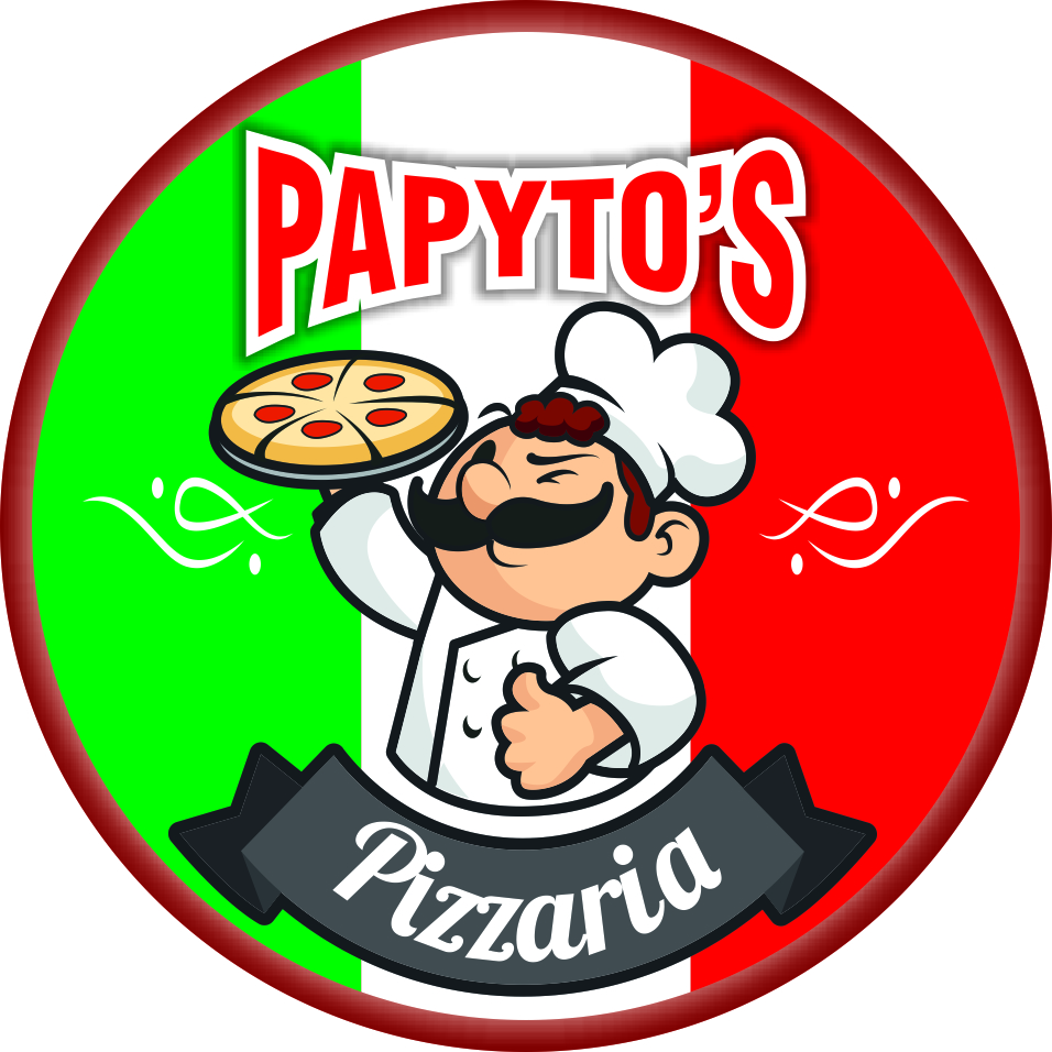 Logo-Pizzaria - PAPYTO'S PIZZARIA LTDA