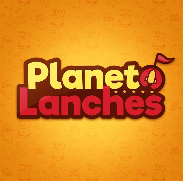 Logo-Hamburgueria - Delivery Planet Lanches