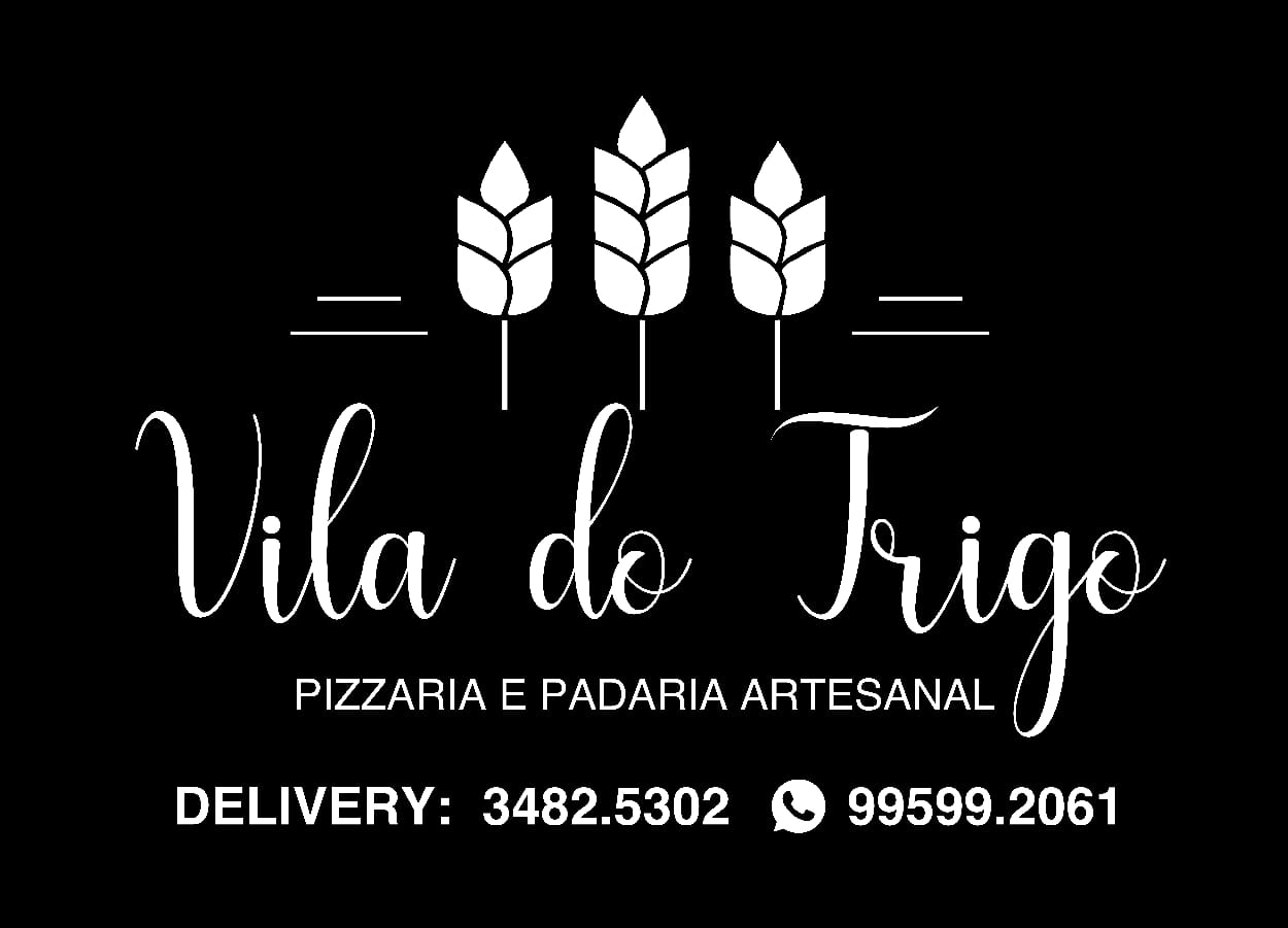 Logo-Pizzaria - Vila do Trigo