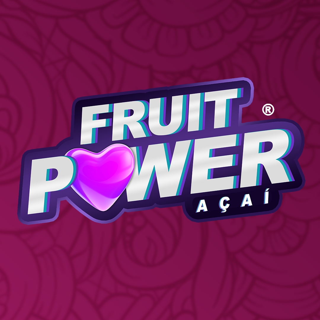 Logo-Loja de Açaí - Fruit Power Açai - Delivery