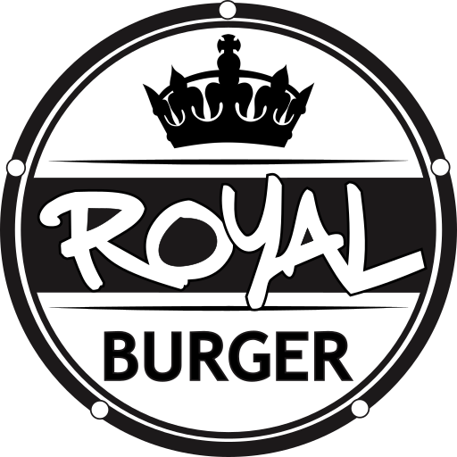 Logo-Hamburgueria - Royal Burger