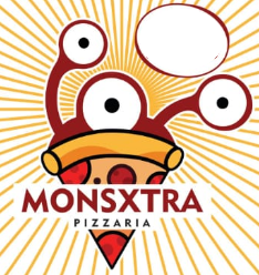 Logo-Pizzaria - MONSXTRA PIZZARIA