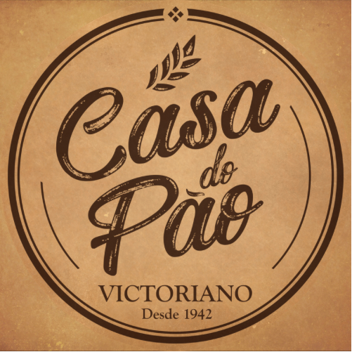 Logo-Padaria - Casa do Pão