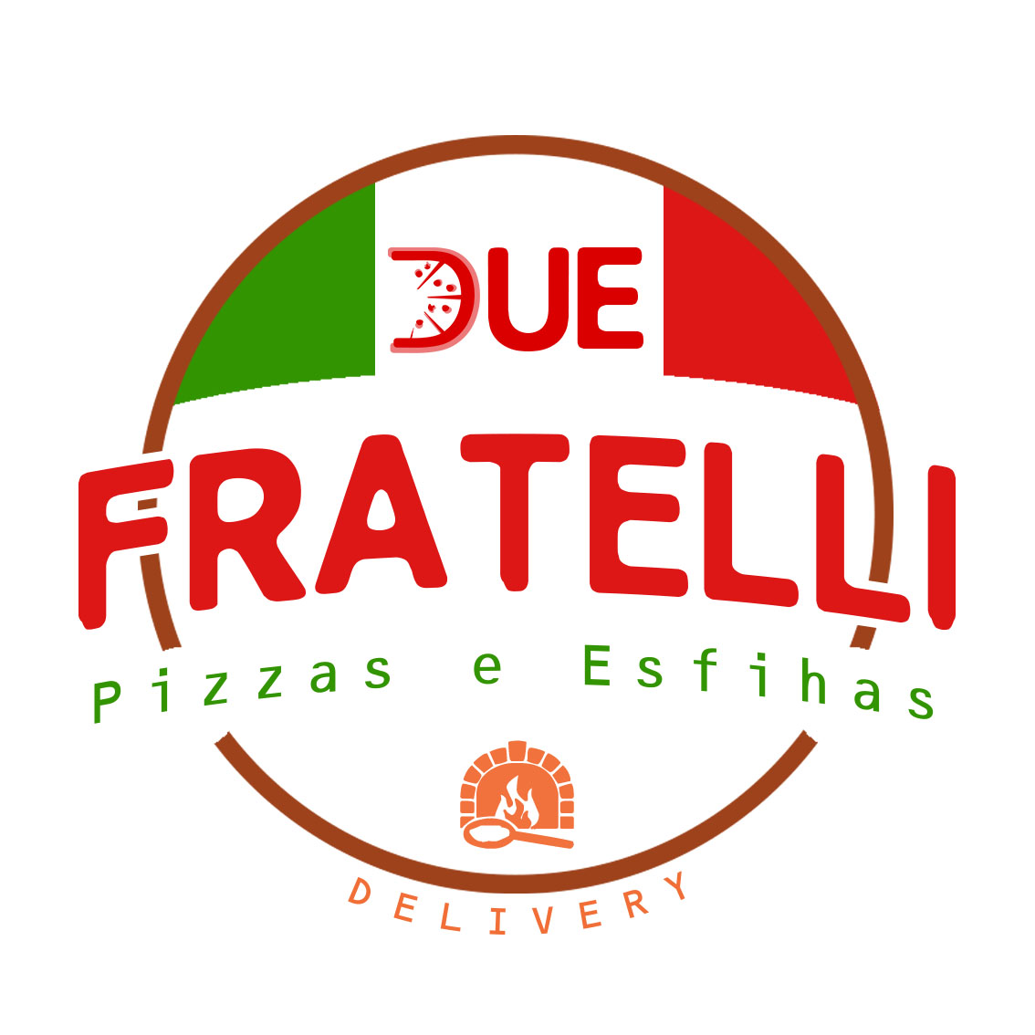 Logo-Pizzaria - DUE FRATELLI PIZZARIA DELIVERY
