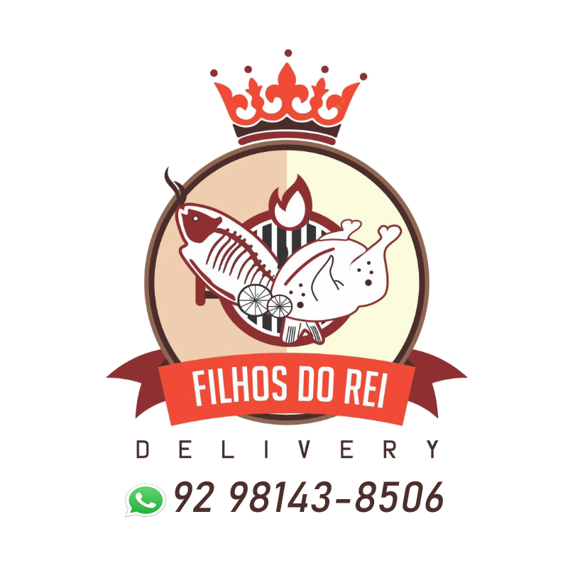 Logo-Restaurante Delivery - Filhos do Rei